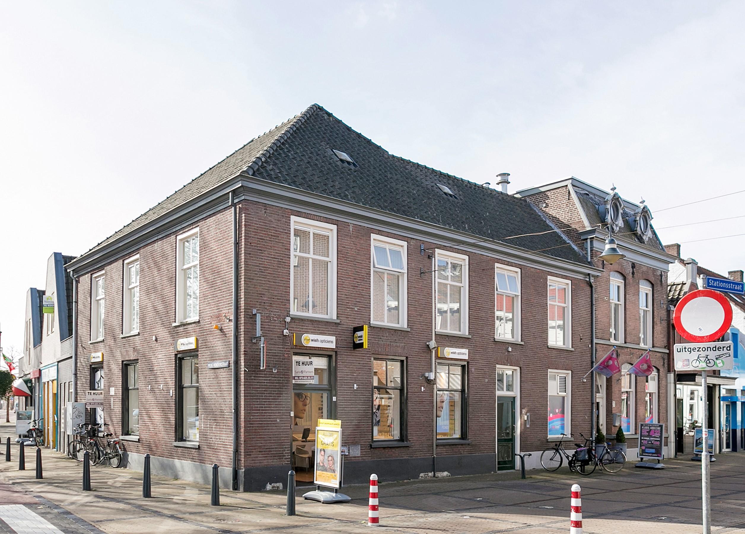 Stationsstraat 1 Boxtel